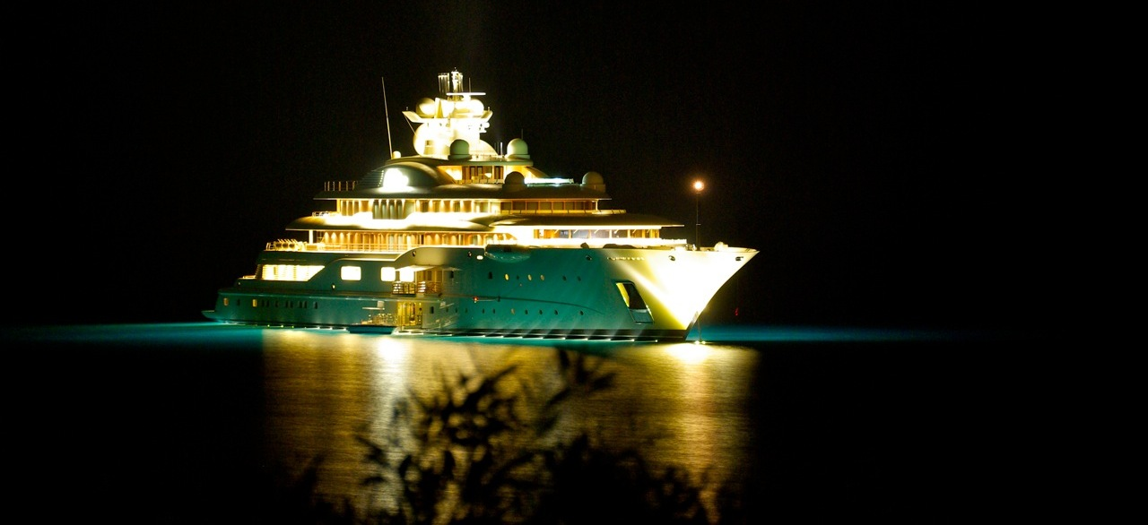 Expensive Superyachts