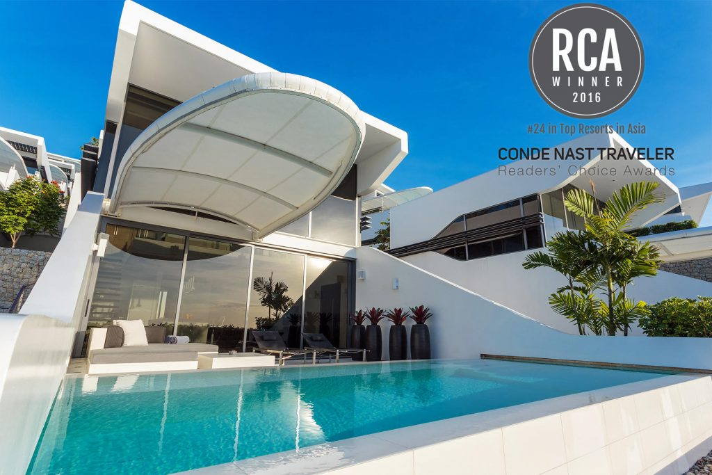 Kata Rocks wins Conde Nast Traveler's 2016 readers' choice awards