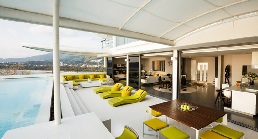 Kata Rocks Receives Top 'Luxury Private Pool Villa Award'