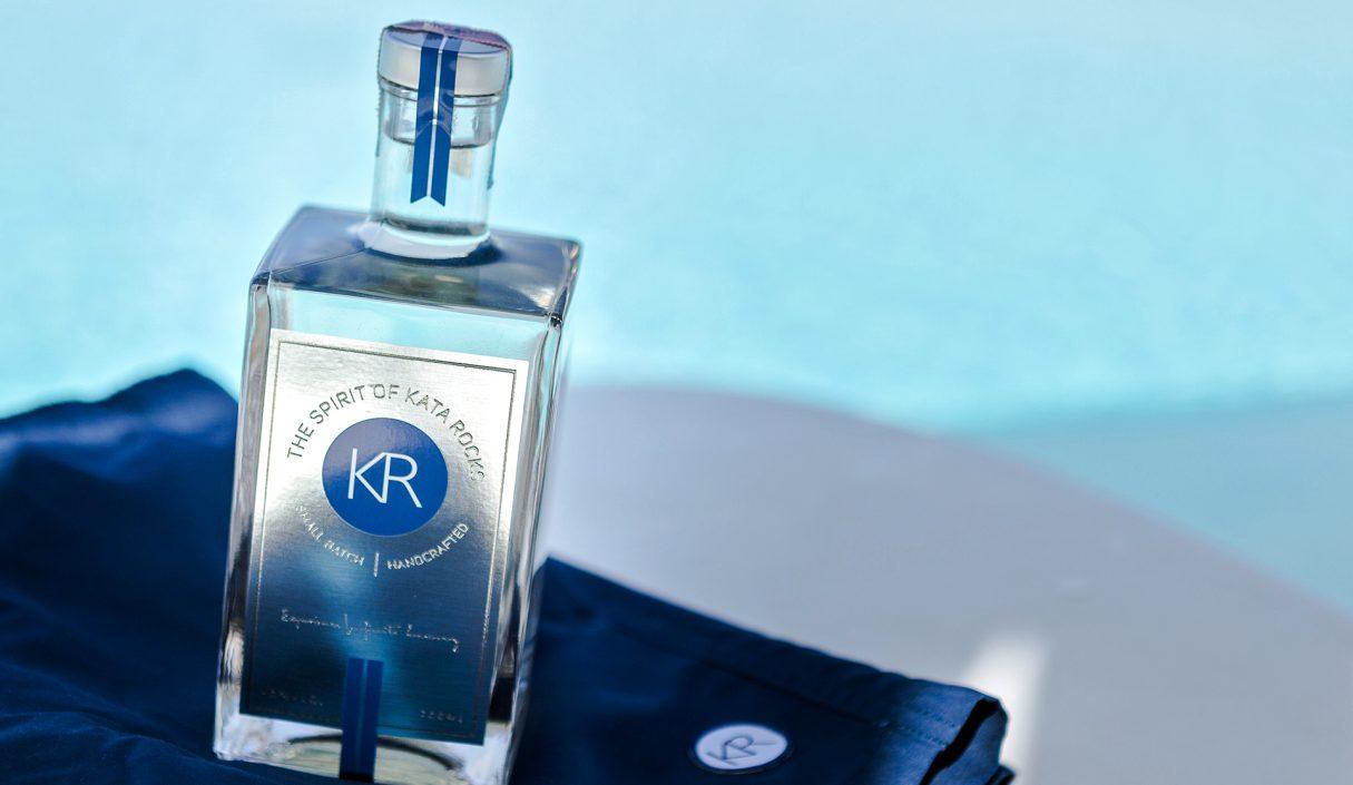 The Spirit of Kata Rocks - Kata Rocks Gin