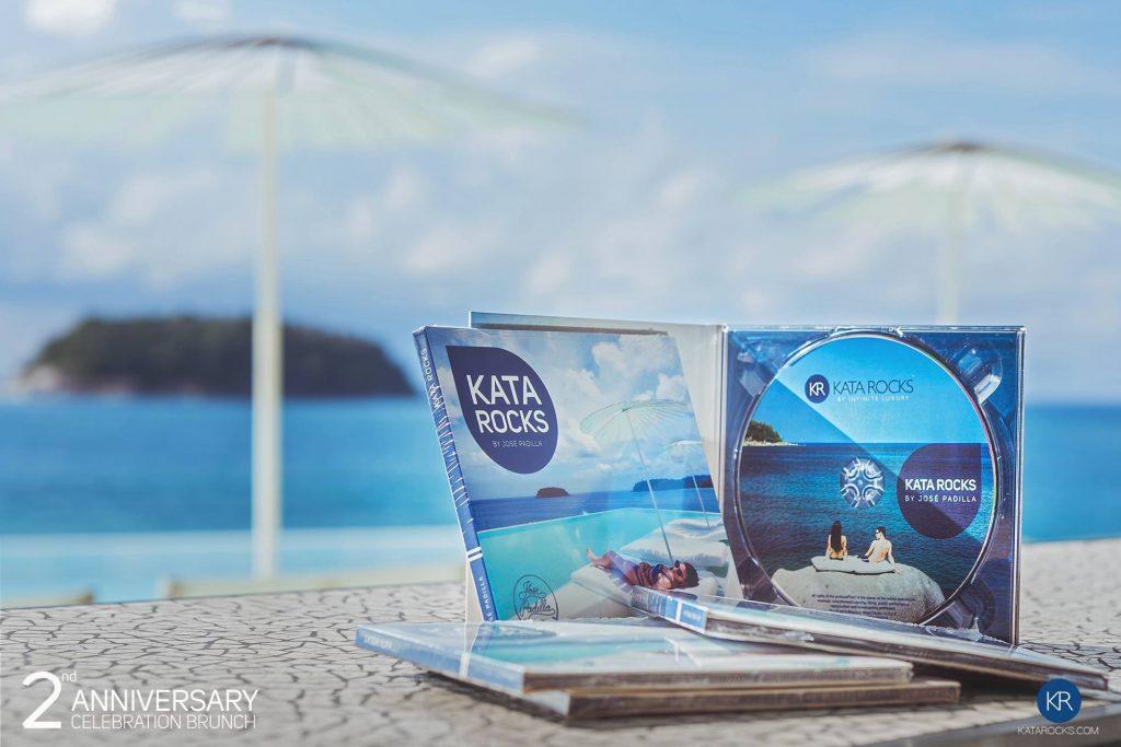 José Padilla Launches New Kata Rocks CD during the Resort's 2nd Anniversary!