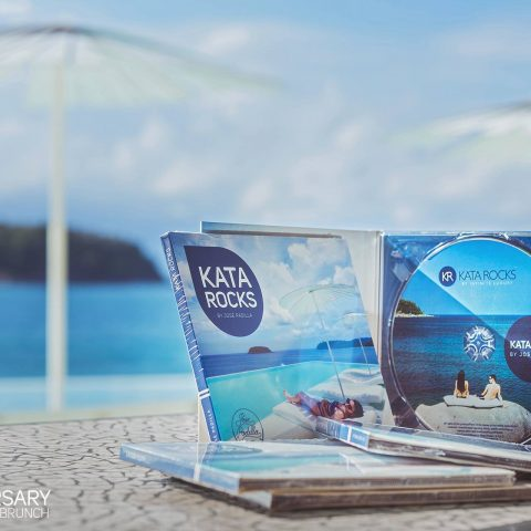 José Padilla Launches New Kata Rocks CD during the Resort's 2nd Anniversary!