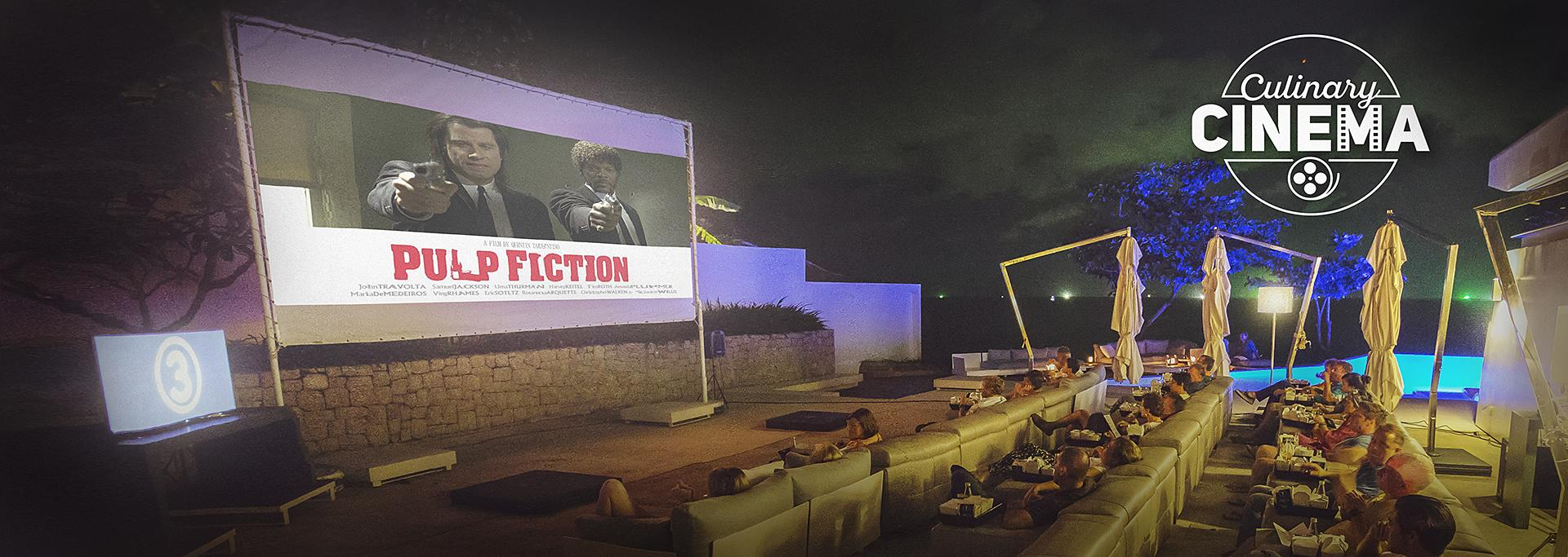 Culinary Cinema Presents 'Pulp Fiction'