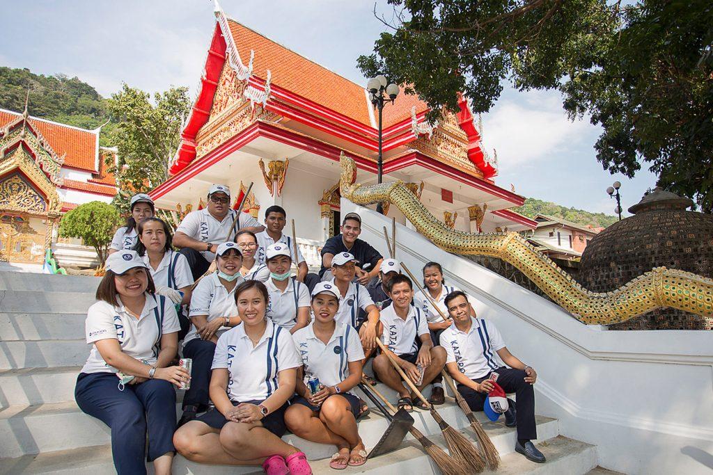 Kata Rocks CSR Activities Support Phuket Communities
