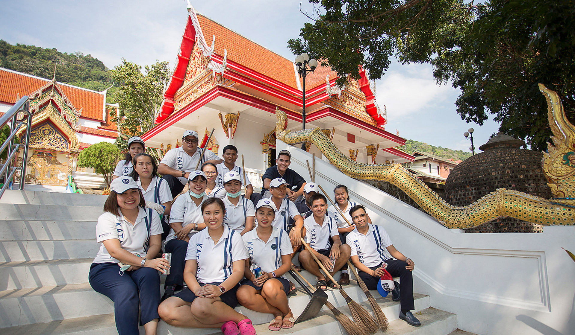 Kata Rocks CSR Activities Support Phuket Communities