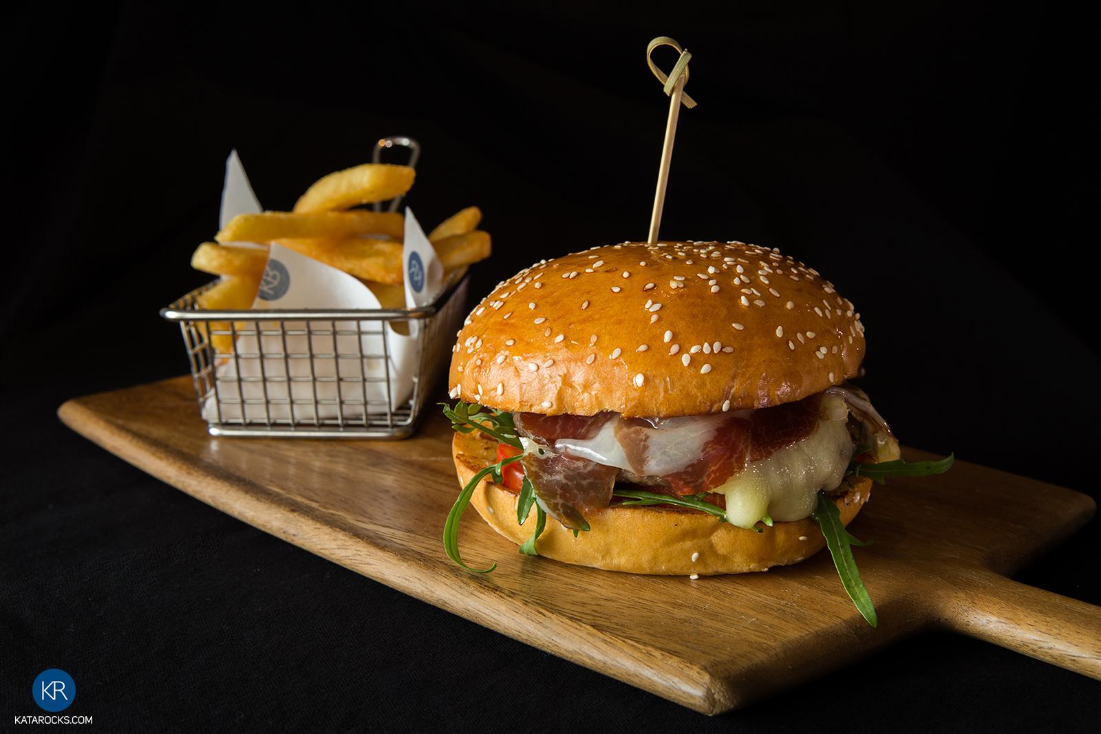 Ohla Burger