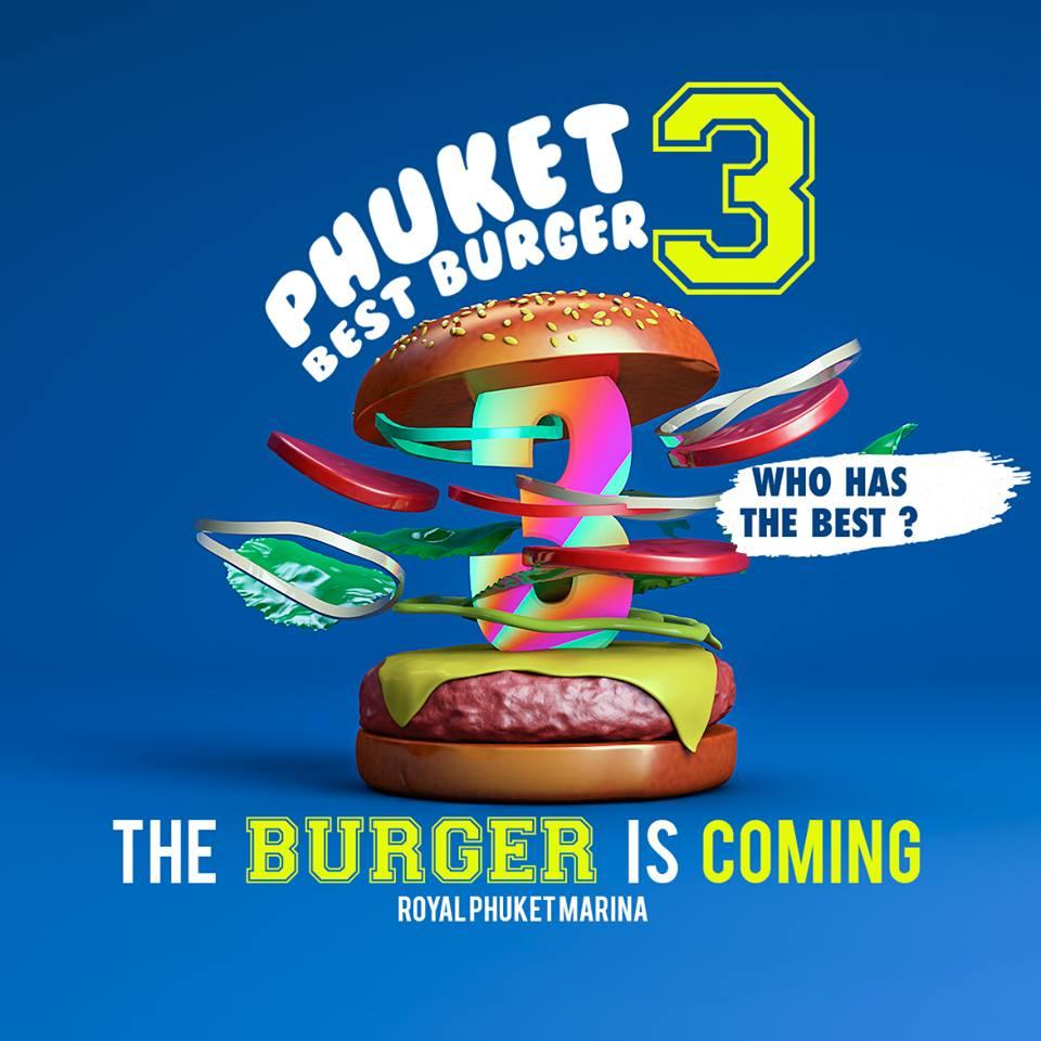 Phuket best burger