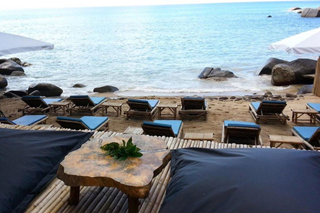 Iguana Beach Bar, Phuket