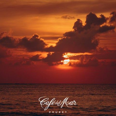 Best beach clubs in Phuket, Café del Mar Phuket