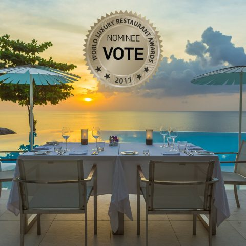 Kata Rocks - World Luxury Restaurant Awards 2017