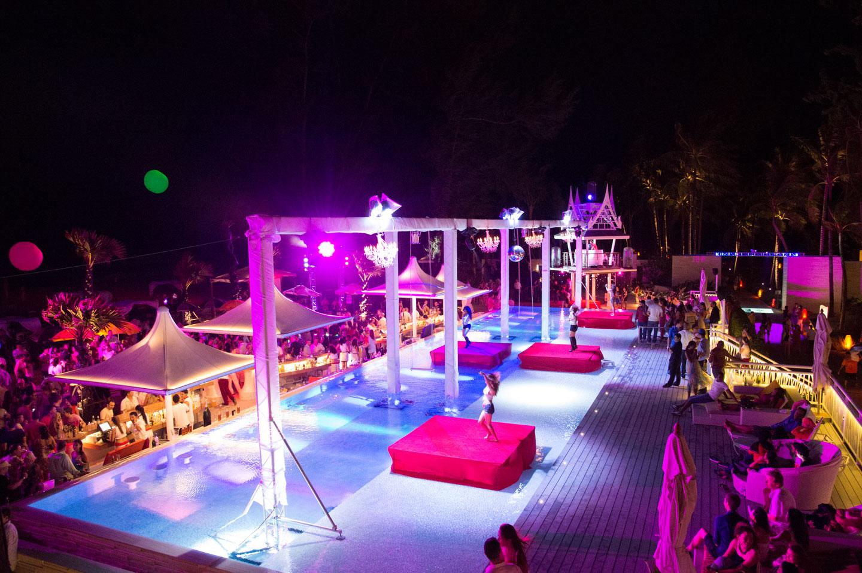 XANA Beach Club, Phuket