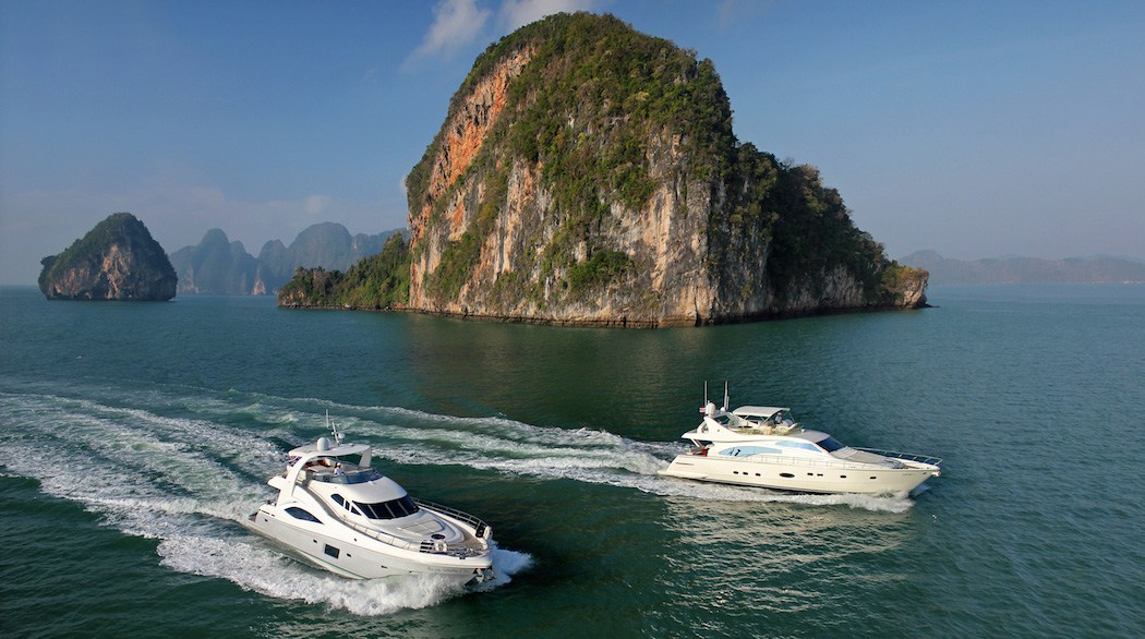 Phuket Rendezvous 2018 Joins Exclusive Yachting Calendar in Asia