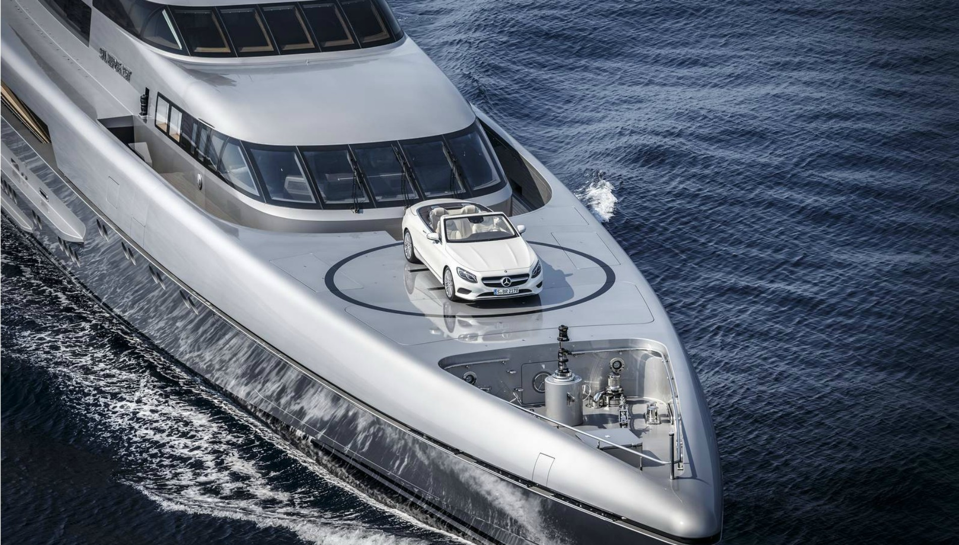 Turning Heads at Singapore Yacht Show 2017