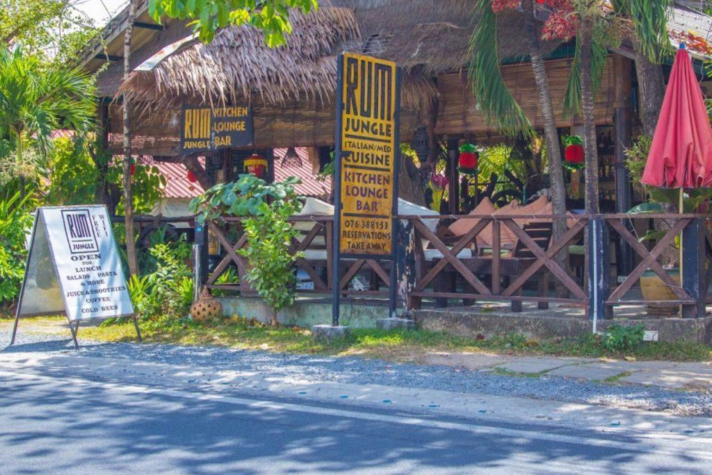 Rum Jungle Café, Nai Harn