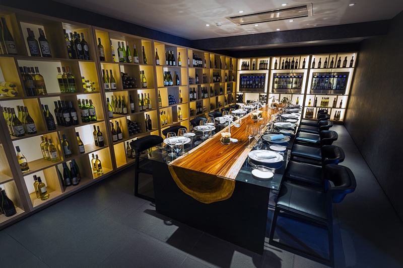 Kata Rocks wins Wine Spectator's Restaurant Award