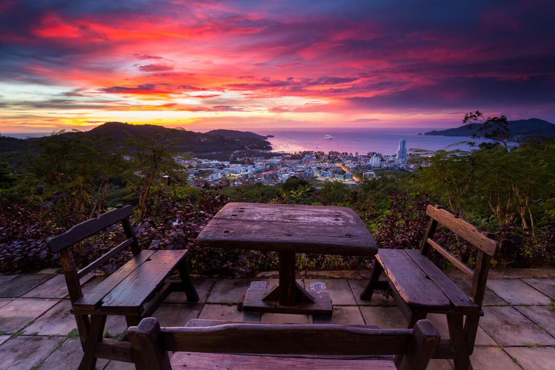 Phuket Best Sunset spot