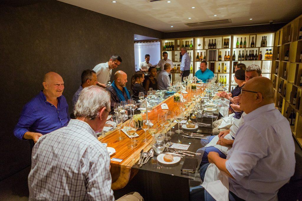 Kata Rocks wins Wine Spectator's Restaurant Award