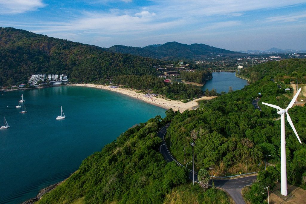 10 Amazing things to do in Phuket - Windmill viewpoint