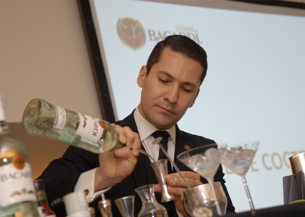 KATA ROCKS COLLECTIVE SERIES X – 'BEST OF MIXOLOGY' - David Córdoba
