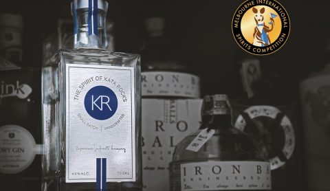 Kata Rocks Gin Wins at Melbourne International Spirits Competition