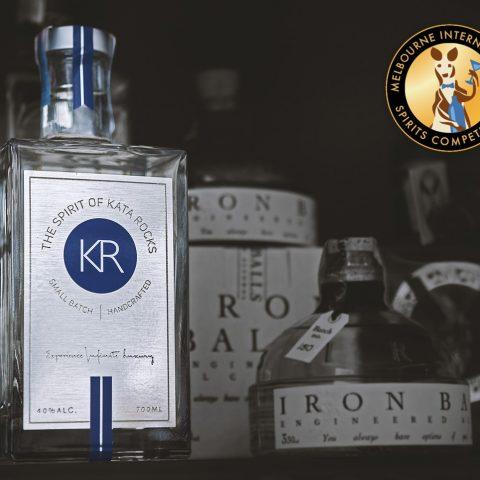 Kata Rocks Gin Wins at Melbourne International Spirits Competition