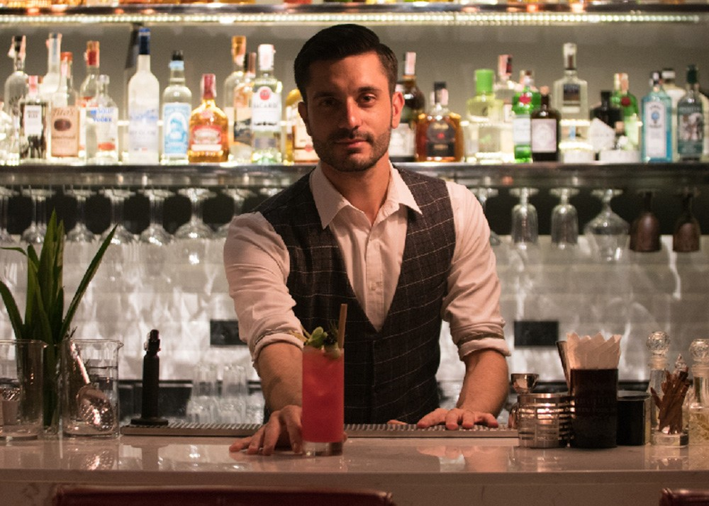 KATA ROCKS COLLECTIVE SERIES X – 'BEST OF MIXOLOGY' - Michele Montauti