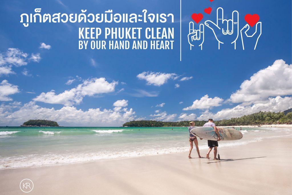 Kata Rocks leads 'International Coastal Cleanup Day 2017' on Kata Beaches