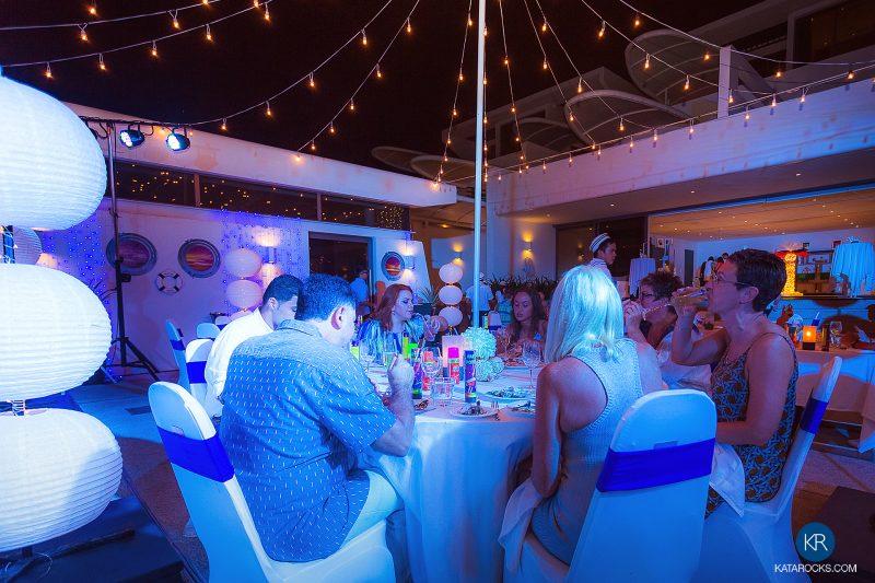 Kata Rocks Phuket night festive event