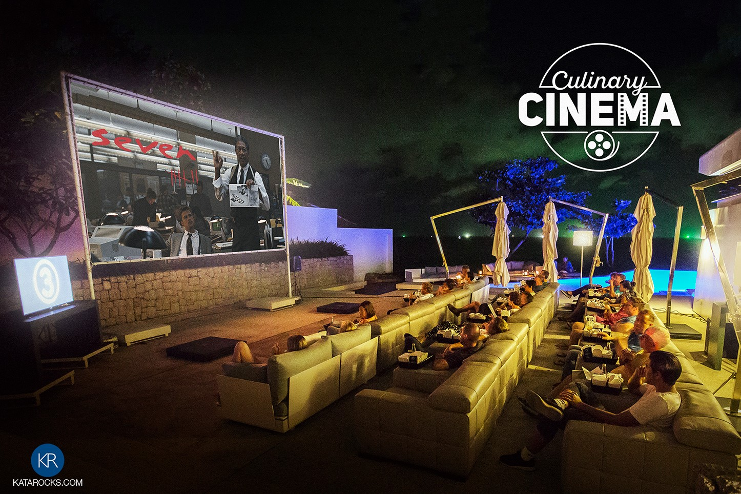 Culinary Cinema Season 3 - Seven