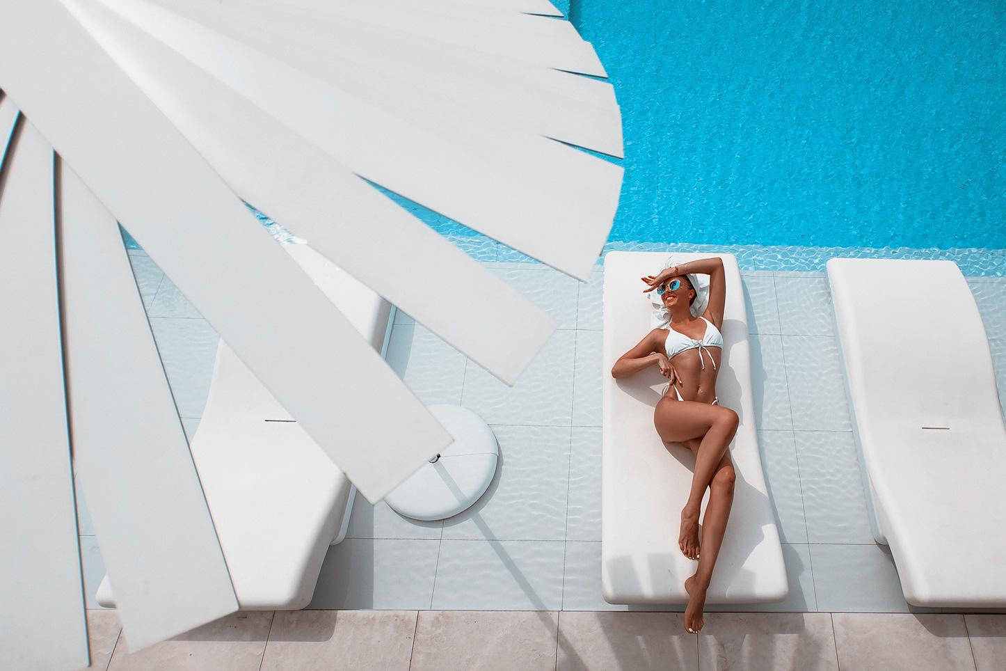 Launching Santorini - An exclusive fashion show byKaanda