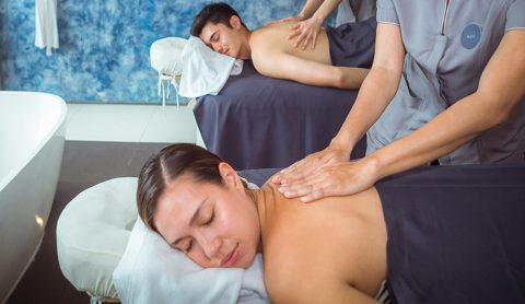 Spa Promotion: Time for Two Spa Experience