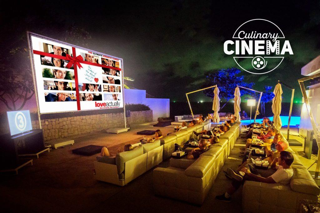 Culinary Cinema Season 3 - Love Actually