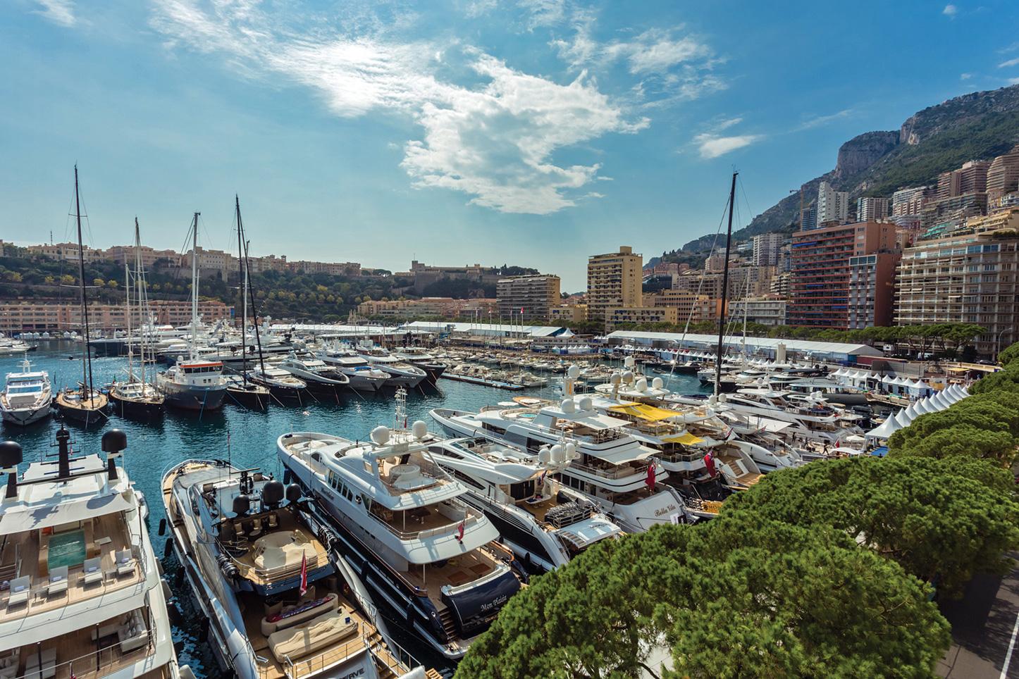 Monaco Super Yachts -2017