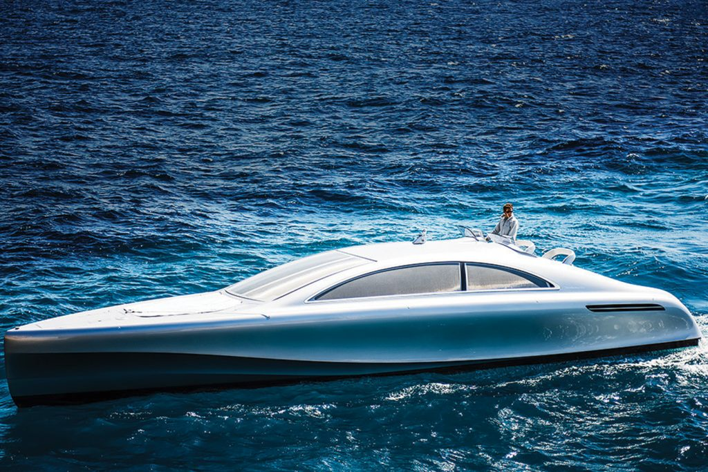 The KRSR Team attended the 2017 Monaco Yacht Show