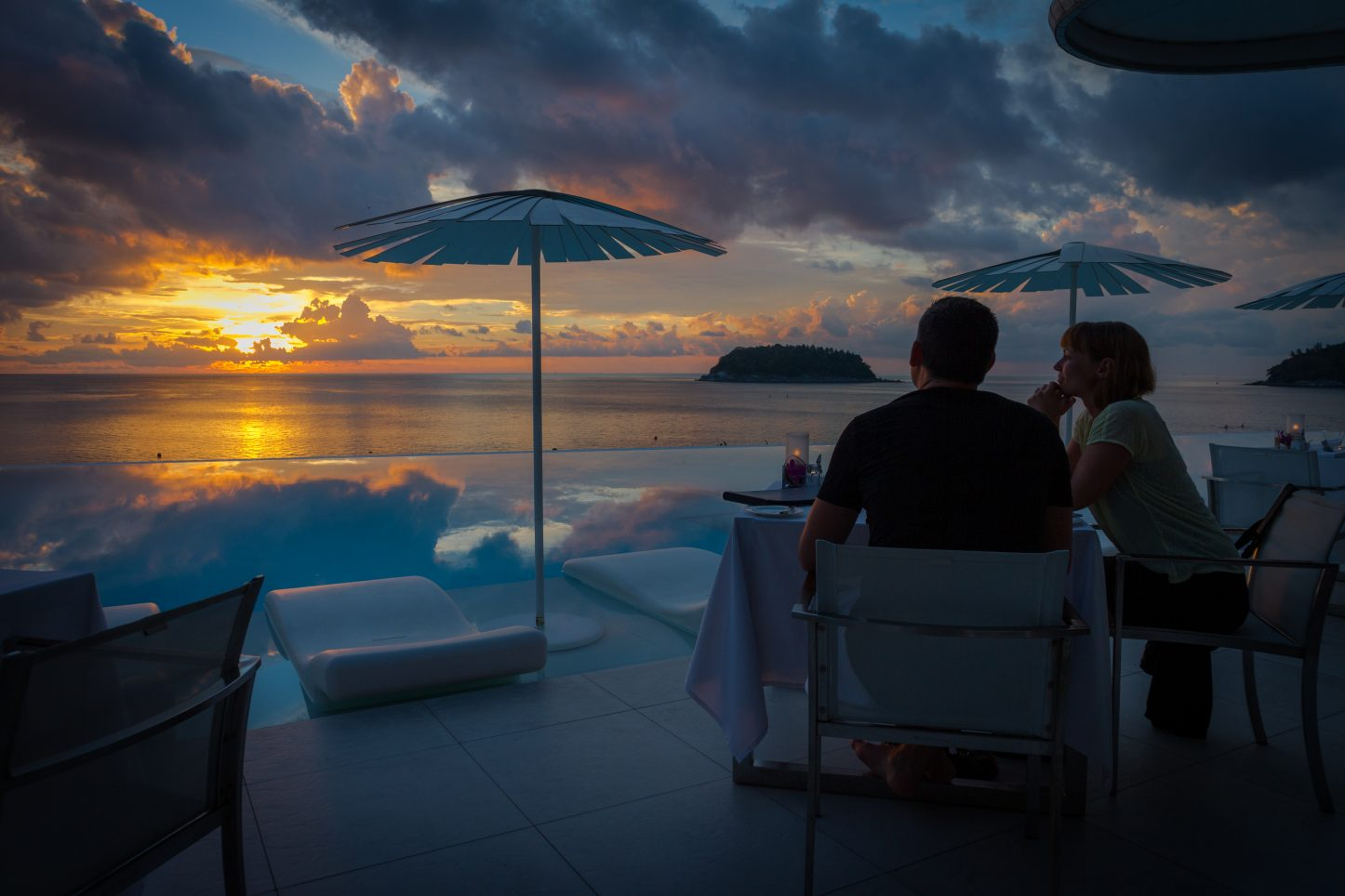 'Garden of Eden' Valentine's Day Experiences at Kata Rocks 2019 Phuket