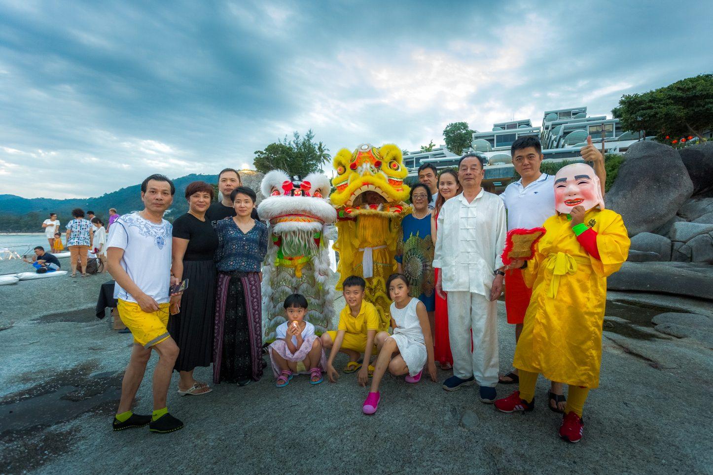 Chinese New Year Celebrations at Kata Rocks Phuket