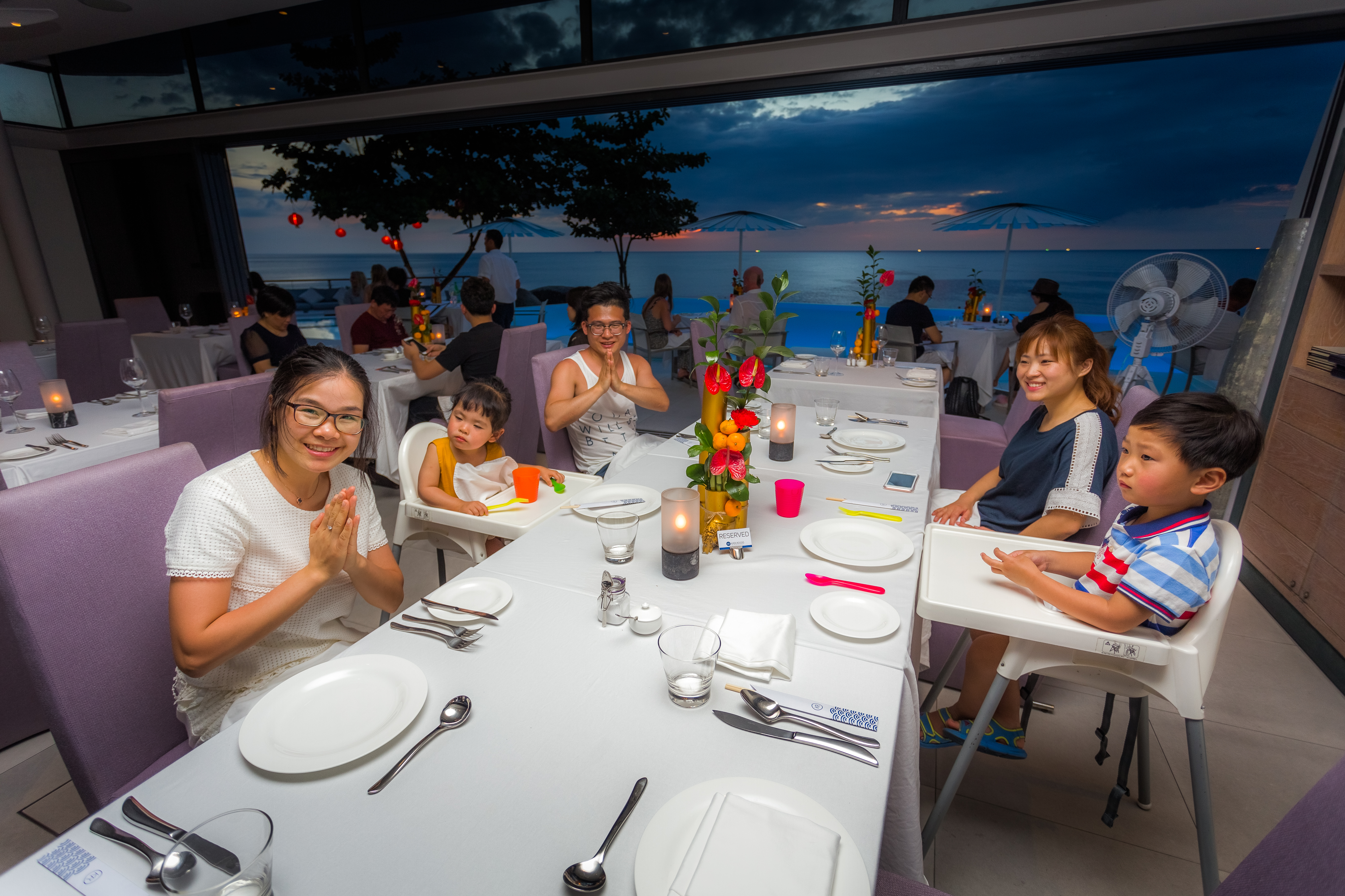 Chinese New Year Celebrations at Kata Rocks Phuket