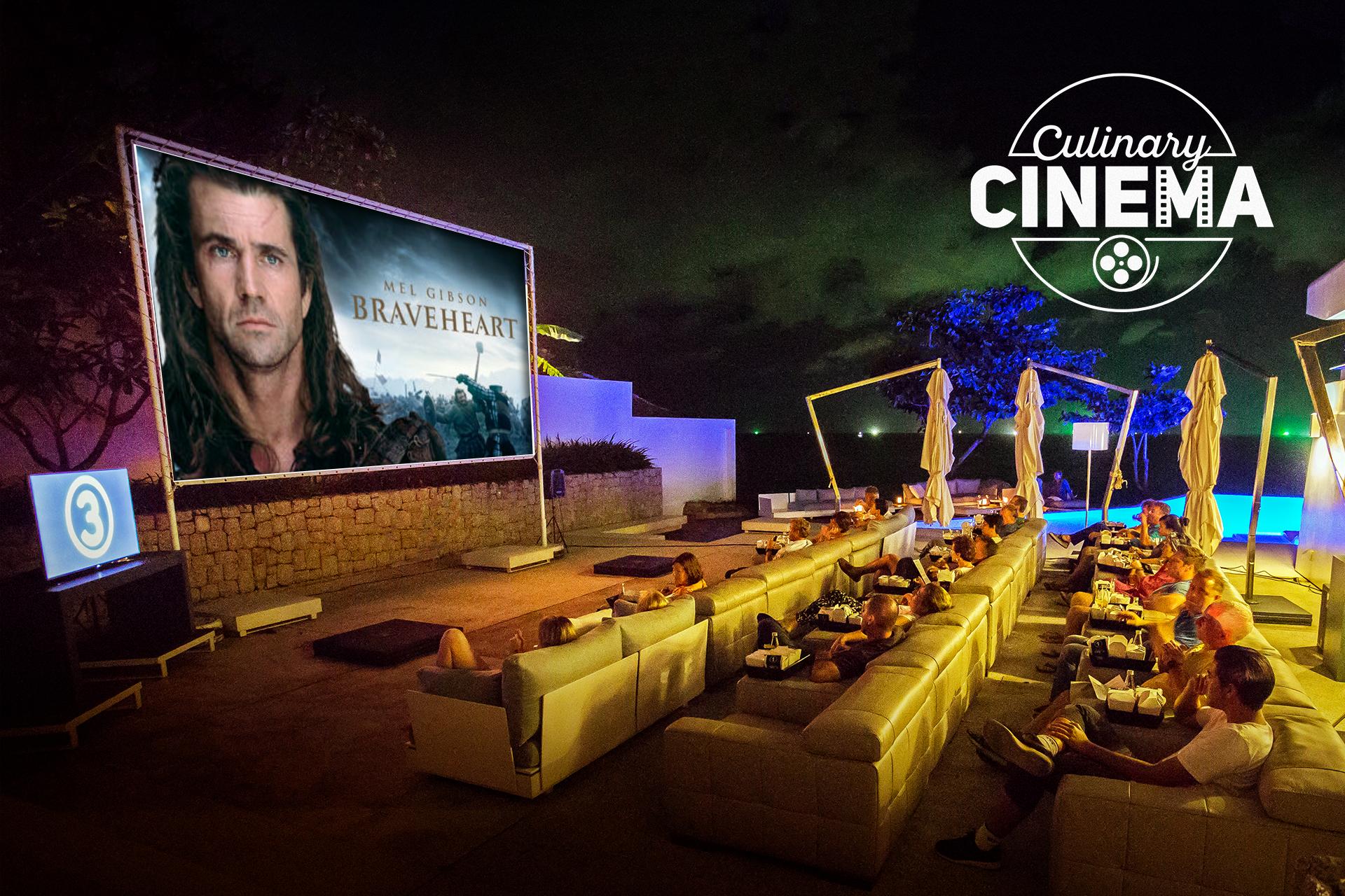 26 JANUARY CULINARY CINEMA - BRAVEHEART