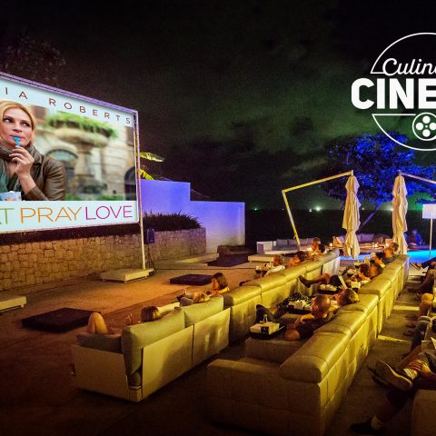Catch Eat, Pray, Love at Kata Rocks' Culinary Cinema 23 February
