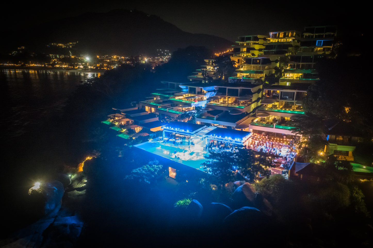 Kata Rocks Charter Season Opening Party Day Three