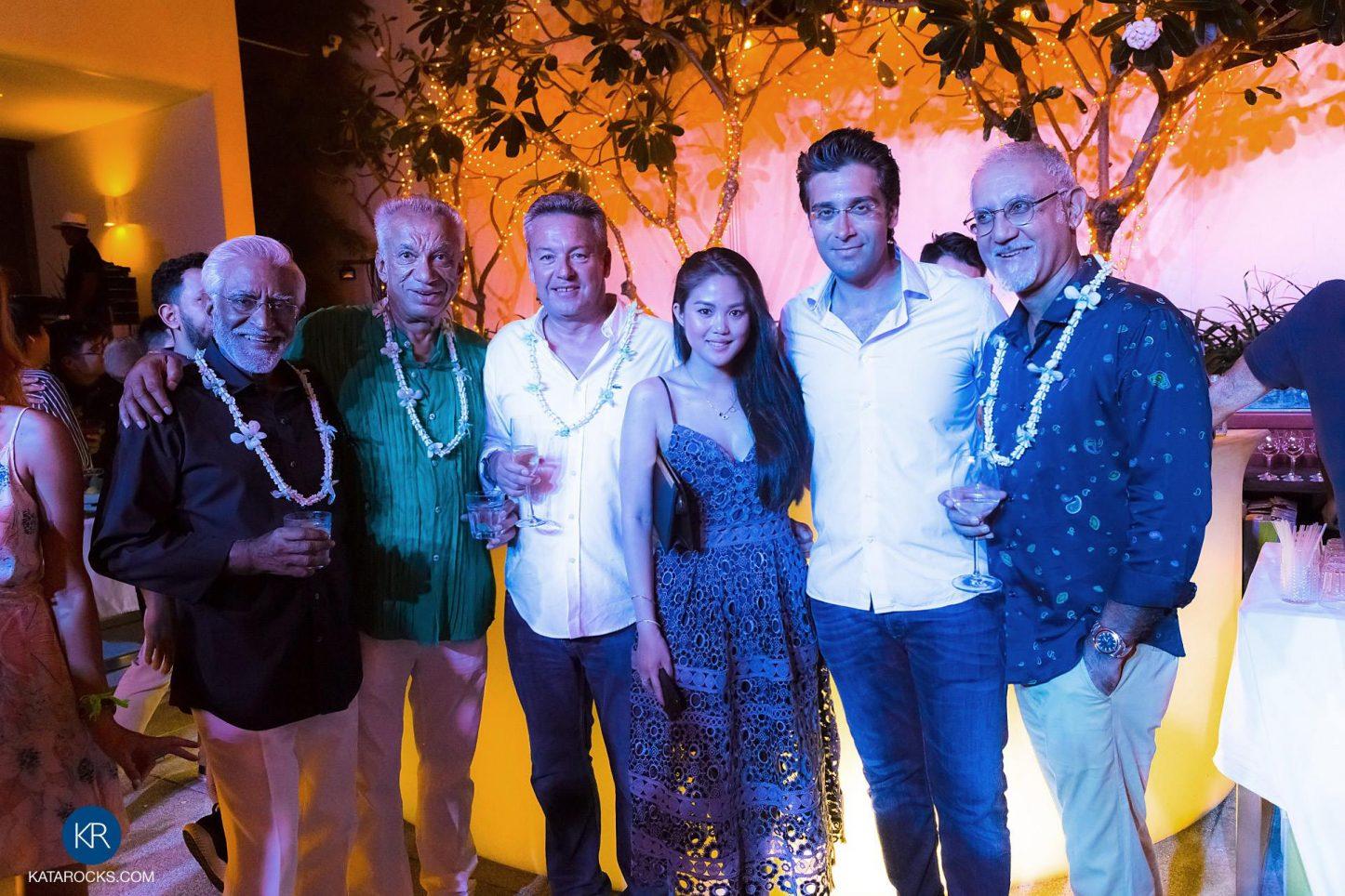 Kata Rocks Charter Season Opening Party