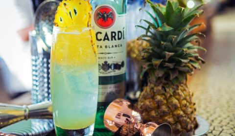 Kata Rocks' handcrafted Cocktails this January