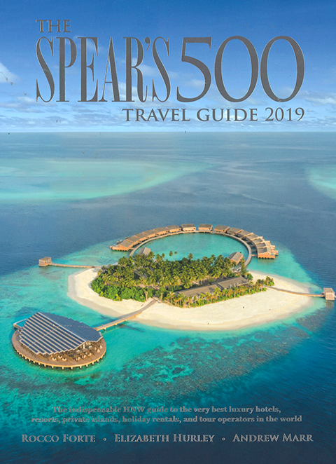 The Spear's 500 Travel Guide 2019