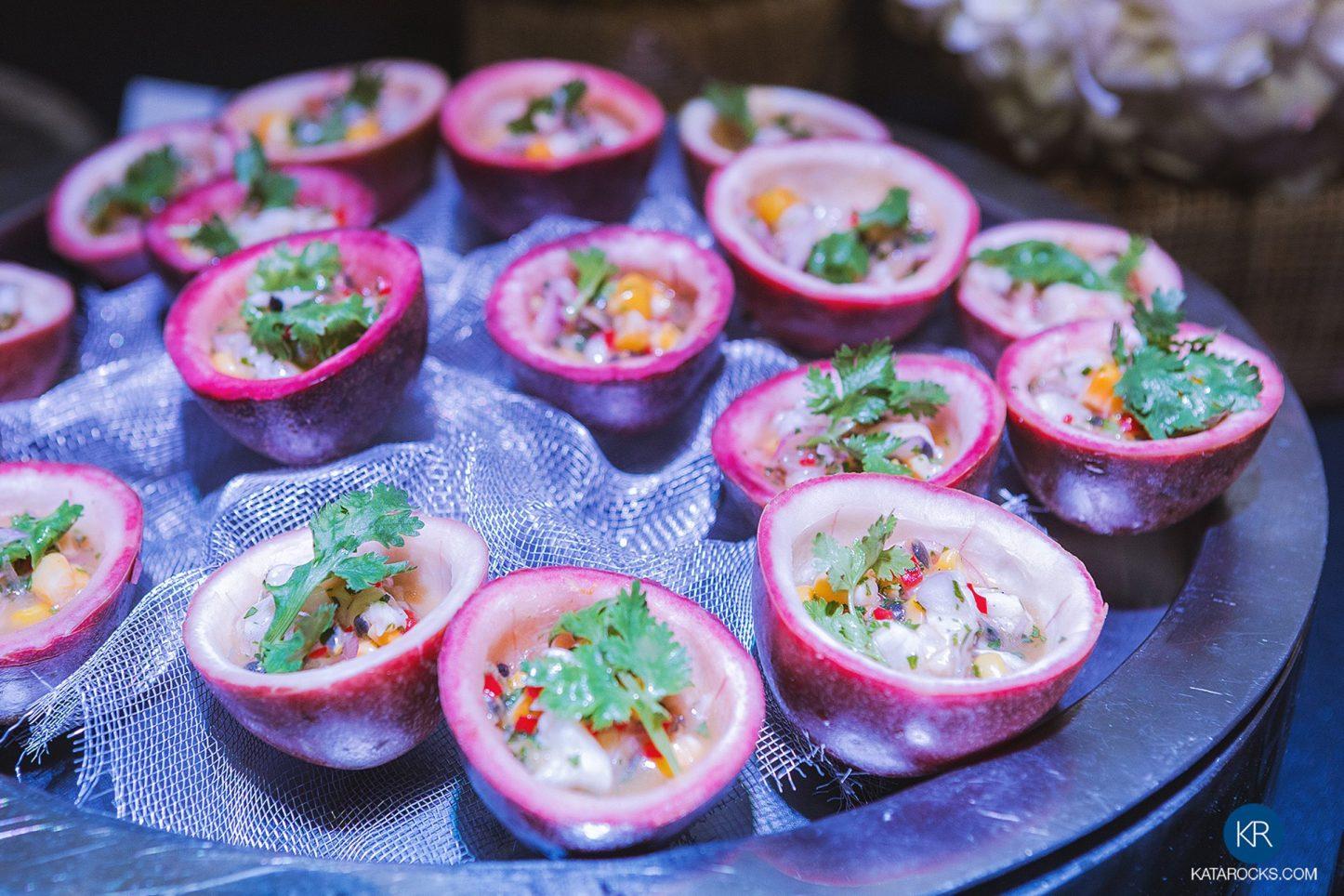Kata Rocks Pops Up at Phuket Has Been Good to Us - Phuket Charity event food