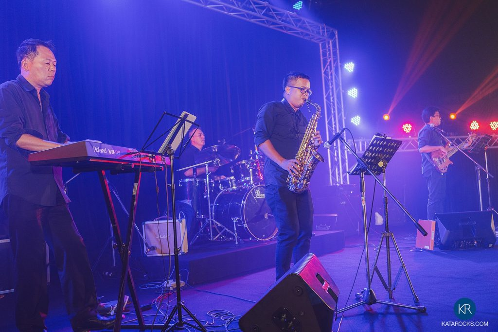 Kata Rocks Pops Up at Phuket Has Been Good to Us - Phuket Charity event music