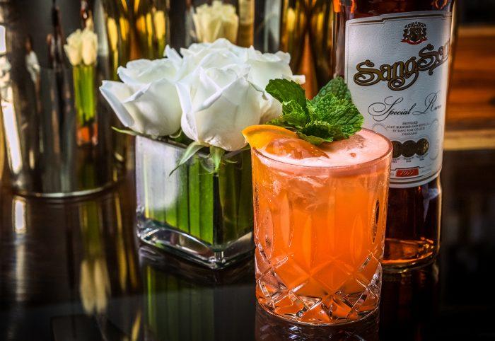 Thai Smile - Cocktails of April - Kata Rocks