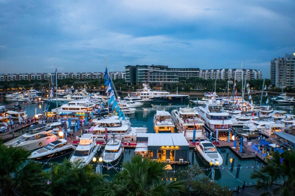 Singapore Yacht Show 2018