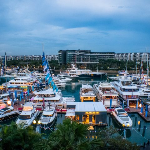 Singapore Yacht Show 2018