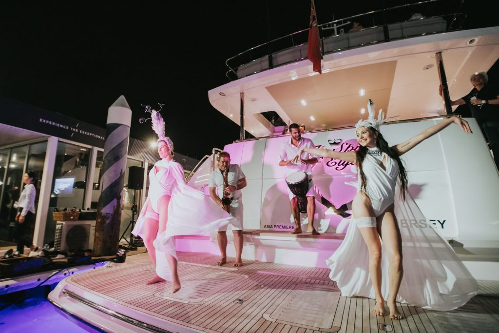 Singapore Yacht Show - 2018