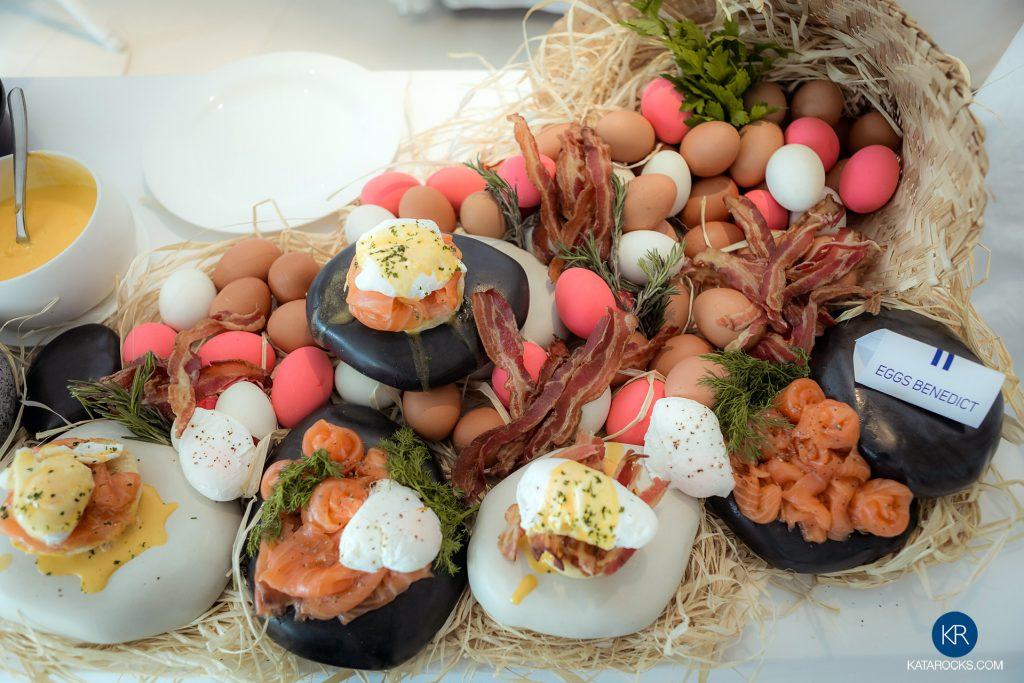 Kata Rocks celebrates Fourth Anniversary - Foods